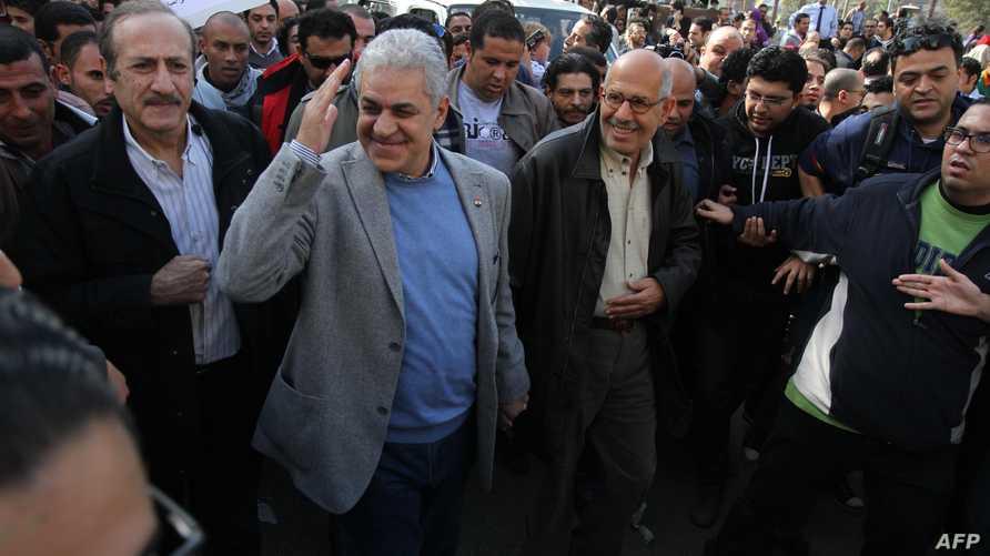 رموز المعارضة المصرية
