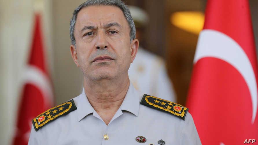 رئيس أركان الجيش خلوصي آكار