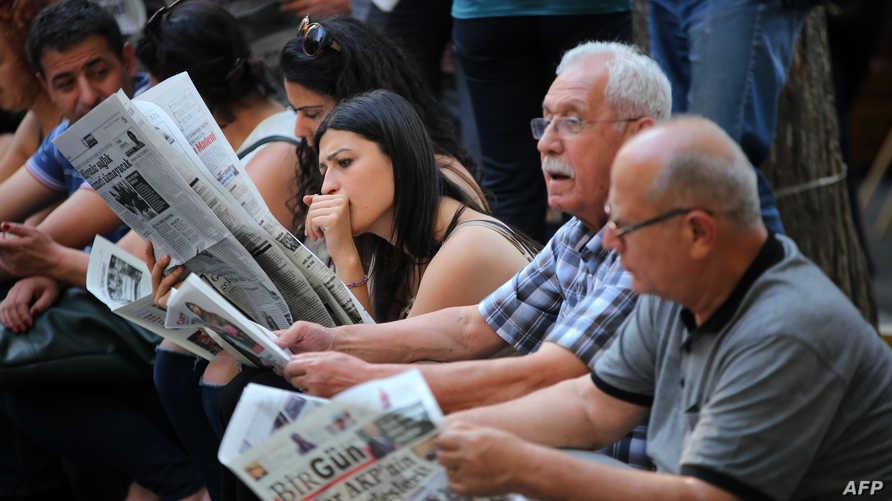 صحافيون أتراك-أرشيف