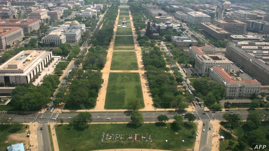 منظر عام لمدينة واشنطن