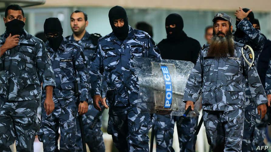 عناصر من الشرطة الكويتية -أرشيف