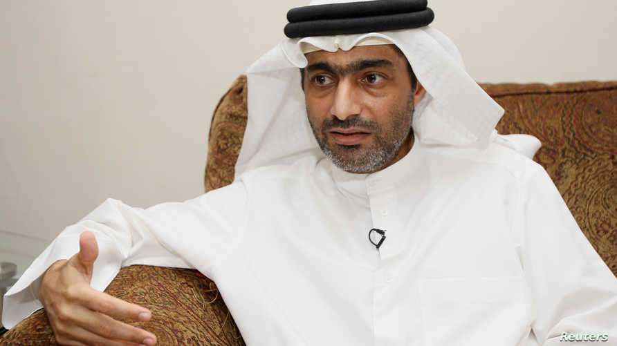 الناشط الإماراتي أحمد منصور