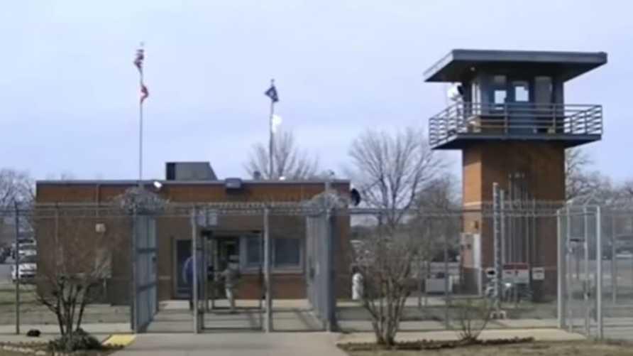 أحد سجون الولاية