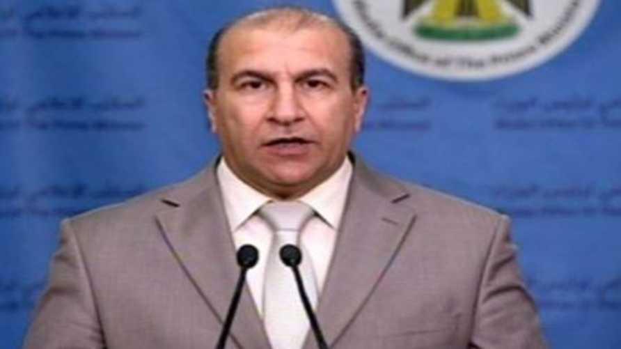 المتحدث باسم رئاسة الوزراء العراقية سعد الحديثي
