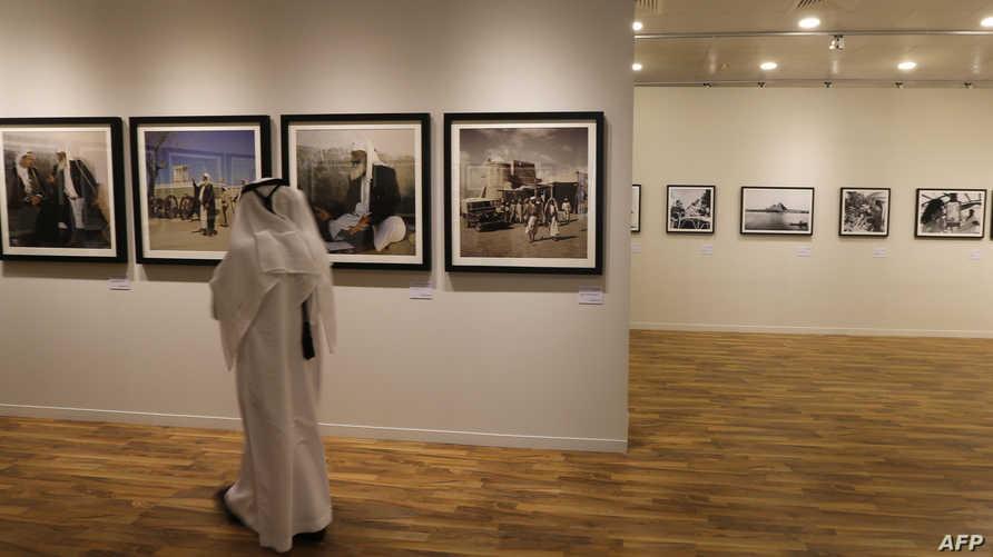 بلغت قيمة الأعمال الفنية التي بيعت في دبي الشهر الماضي 8 ملايين دولار أميركي