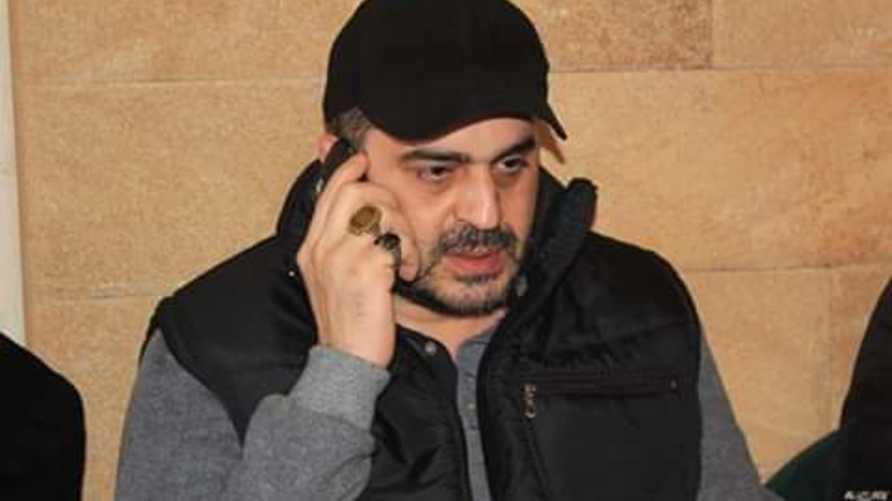 صورة متداولة عبر وسائل التواصل الاجتماعي للمسؤول السابق في حزب الله علي حاطوم الذي عثر على جثته داخل شقته