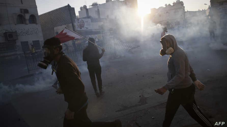 مواجهات في البحرين