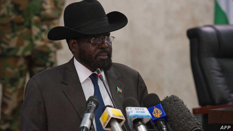 رئيس جنوب السودان سيلفا كير. أرشيف