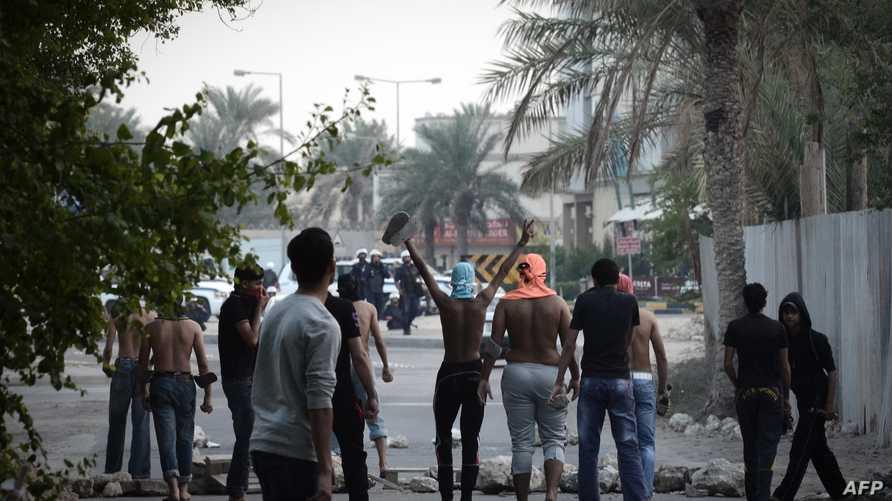 مظاهرات احتجاجية في البحرين-أرشيف
