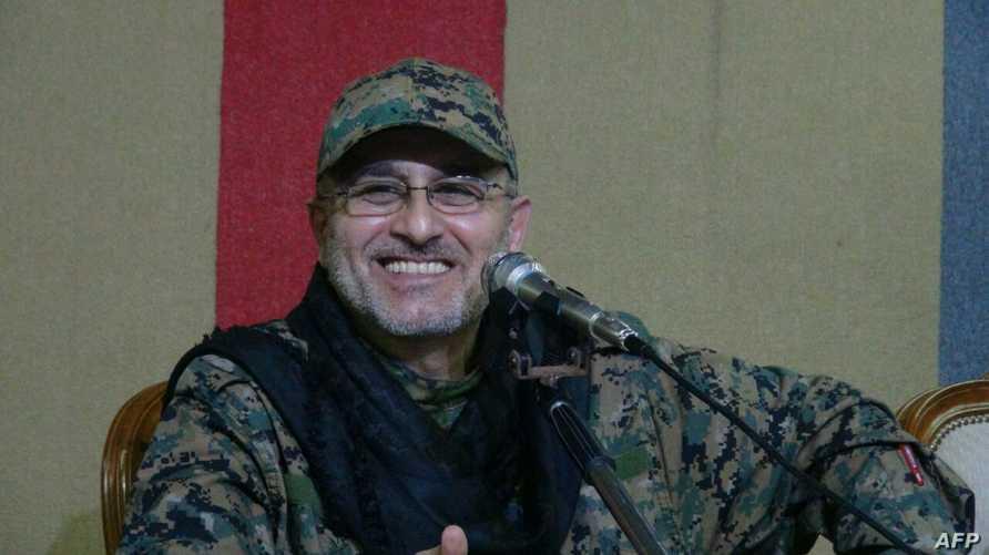 القيادي في حزب الله مصطفى بدر الدين