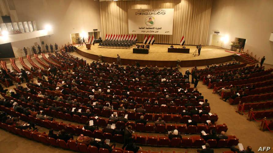 جلسة في البرلمان العراقي