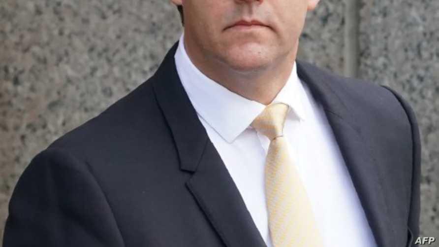 مايكل كوهين محامي الرئيس ترامب السابق