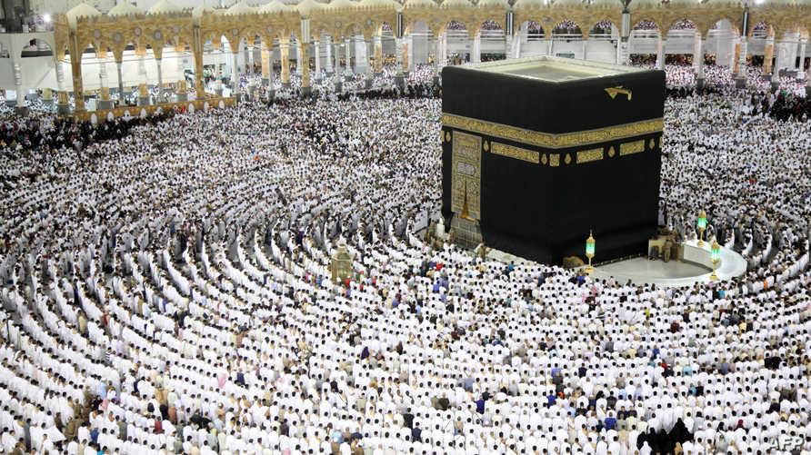 البيت الحرام في مكة المكرمة