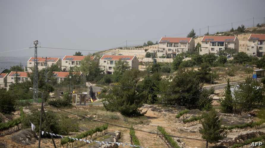 جزء من مستوطنة إسرائيلية ، أرشيف