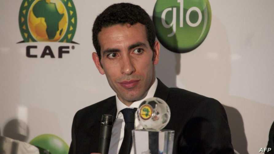 اللاعب المصري محمد أبو تريكة