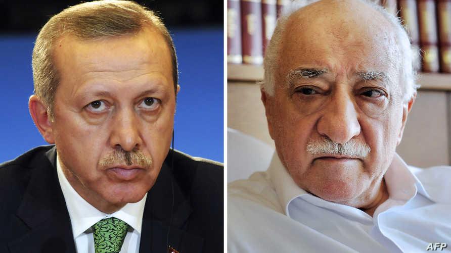 فتح الله غولن يشكك في مزاعم أردوغان