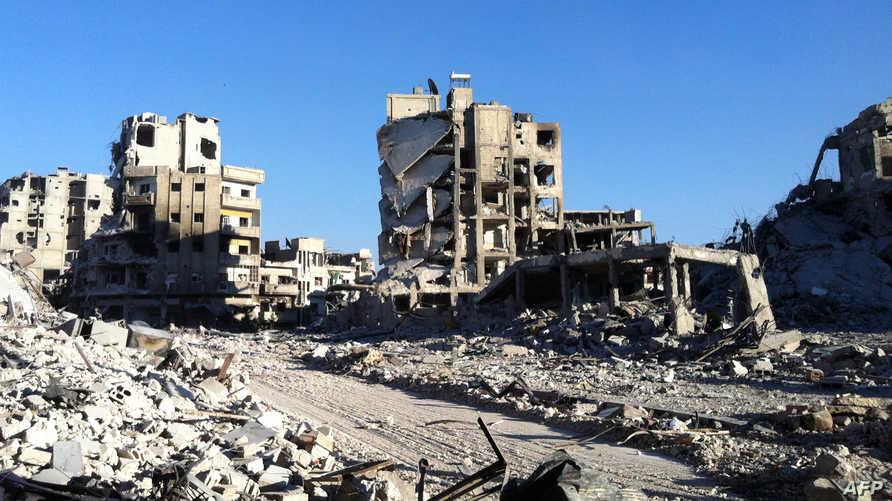 حي الخالدية المحوري في حمص
