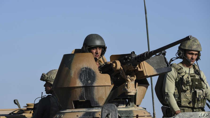 قوات تركية في سورية