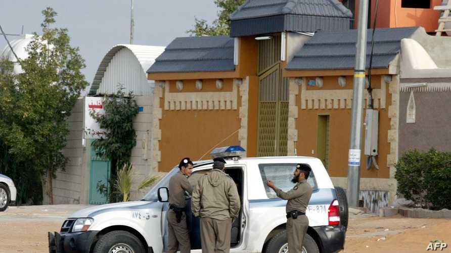 قوات الأمن السعودية، أرشيف