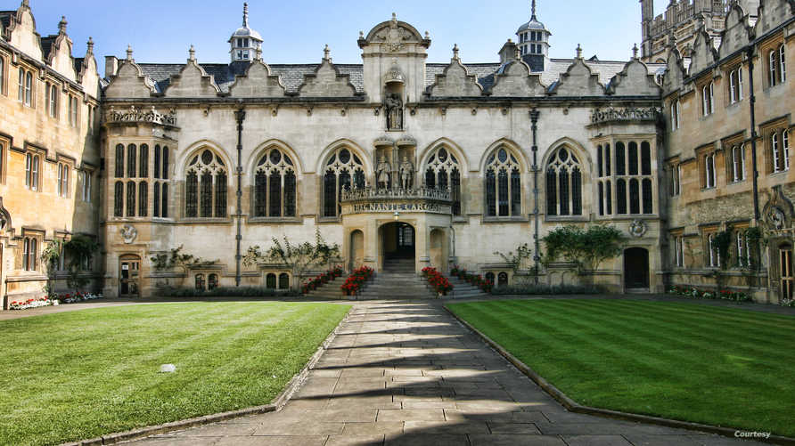 جامعة أوكسفورد (المملكة المتحدة)
