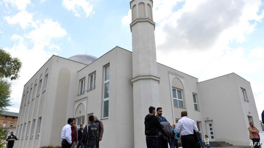 مسجد في العاصمة الألمانية برلين
