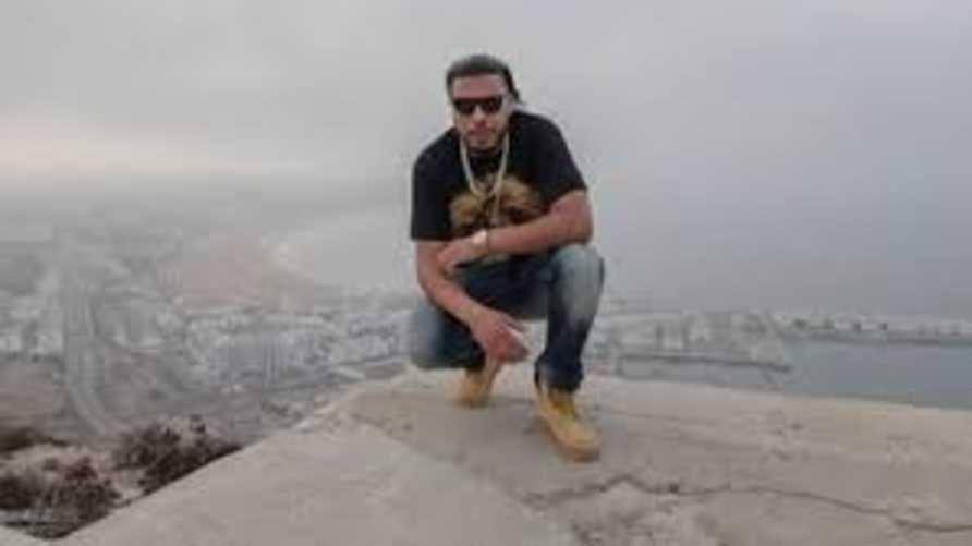 مغني الراب المغربي سيمو الكناوي - سوشيال ميديا
