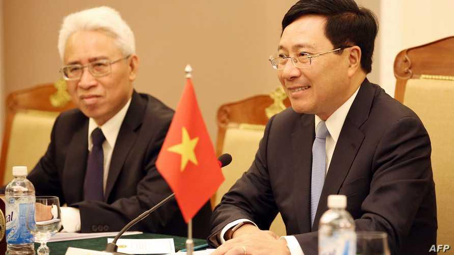 وزير خارجية فيتنام