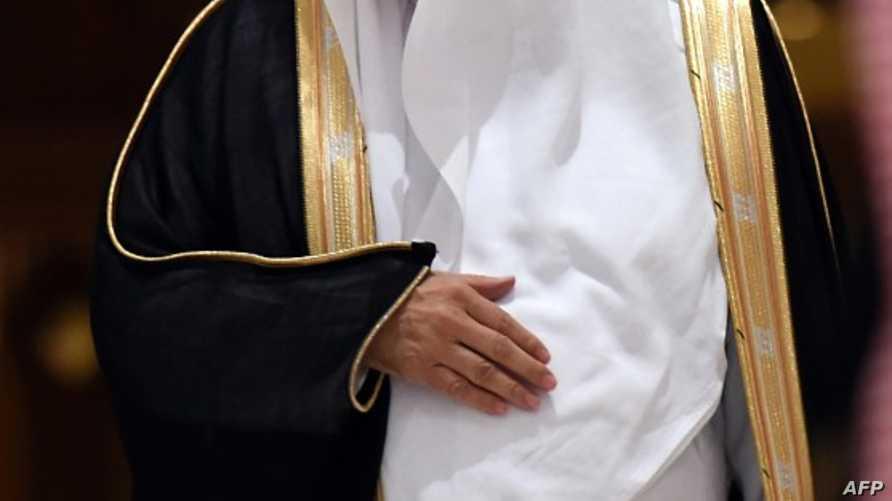 وزير المالية السعودي السابق إبراهيم العساف