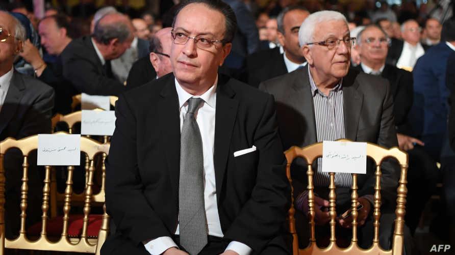 زعيم حزب نداء تونس حافظ قايد السبسي