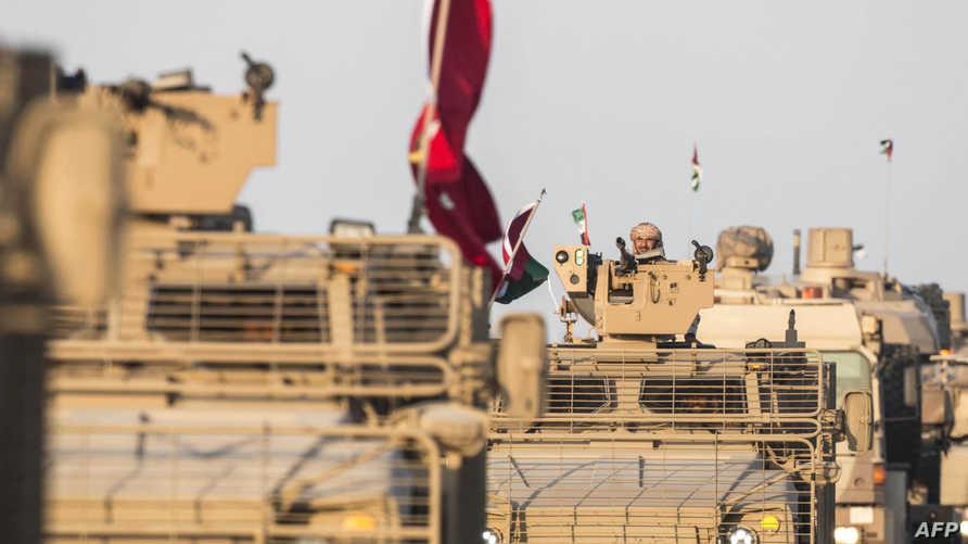 قوات إماراتية عائدة من اليمن -أرشيف