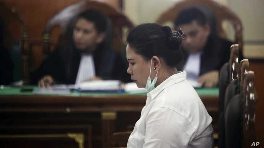 المتهمة الإندونيسية ميليانا