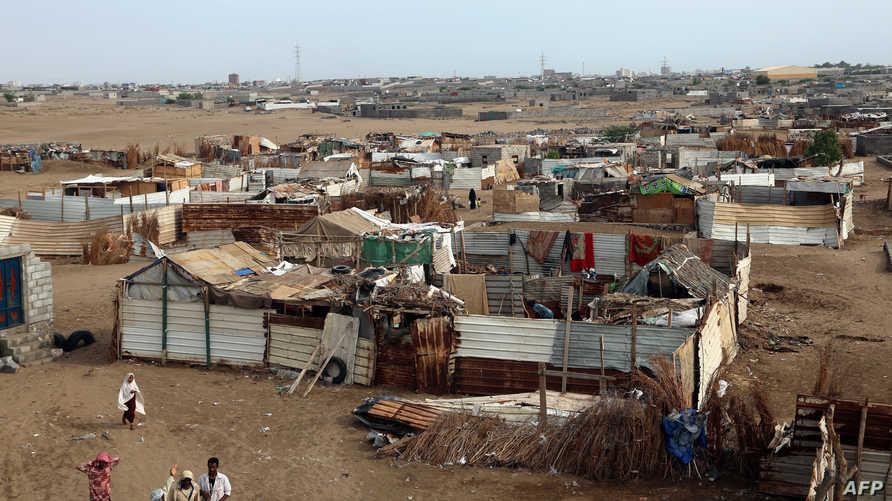 منازل في اليمن