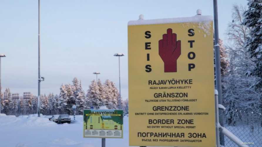 المحتال الروسي أنشأ حدودا وهمية إلى فنلندا
