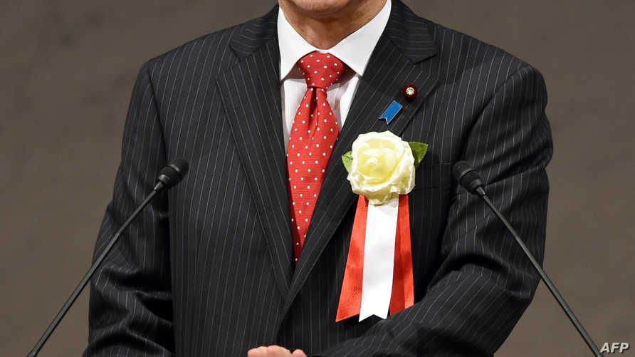 رئيس الوزراء الياباني شينزو ابي