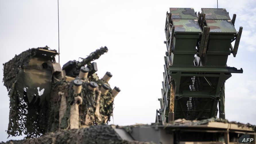 باشرت الولايات المتحدة بنشر منظومة صواريخ باتريوت للدفاع الجوي في العراق نهاية الشهر الماضي
