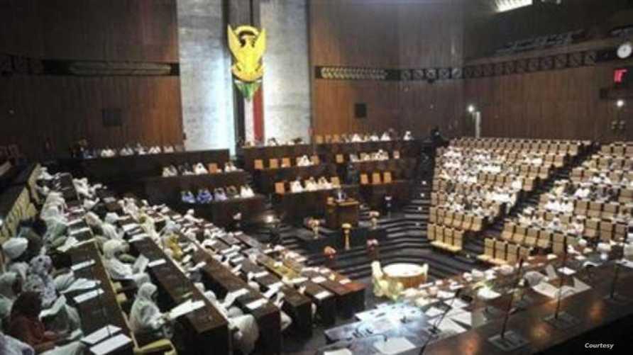 برلمان السودان