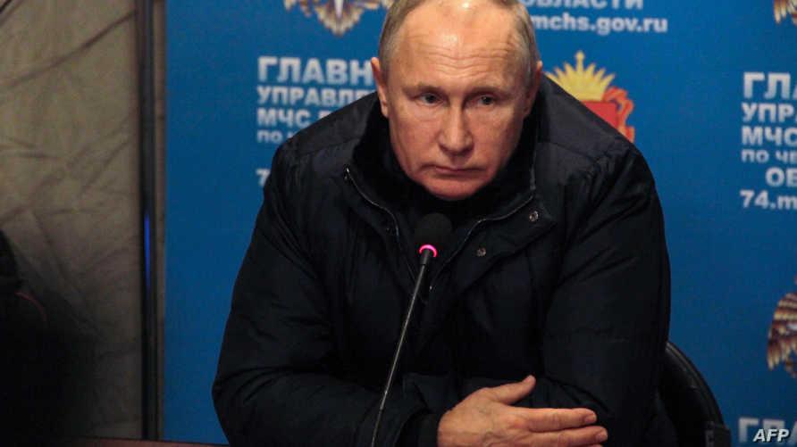 مراهنة بعض الأنظمة العربية على بوتين ليست خطوة بعيدة النظر