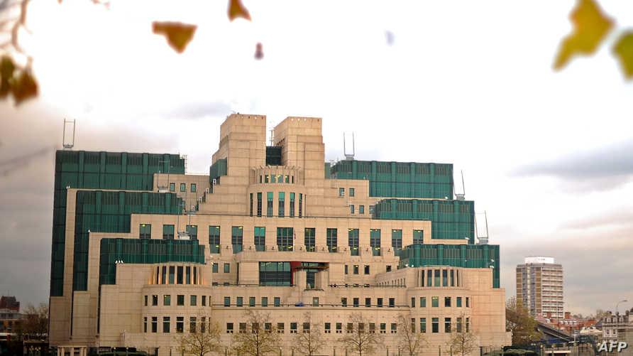مقر الاستخبارات البريطانية MI6