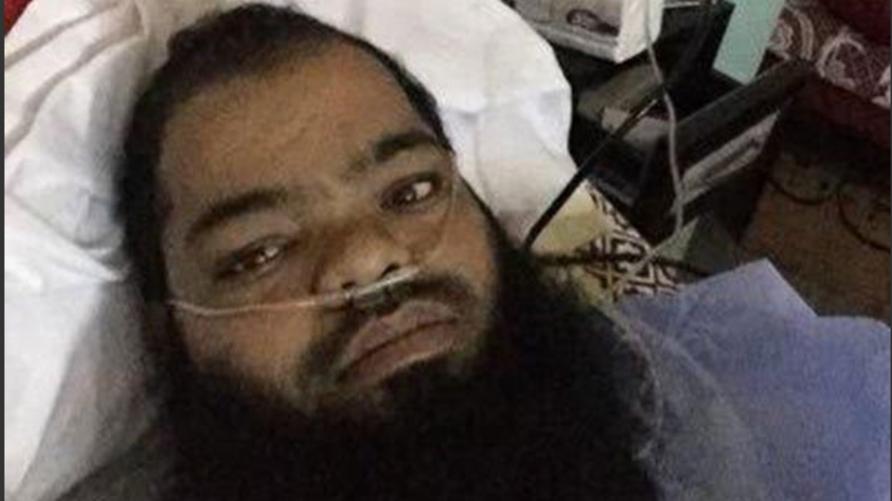 المريض السعودي عبد الله الشبرمي