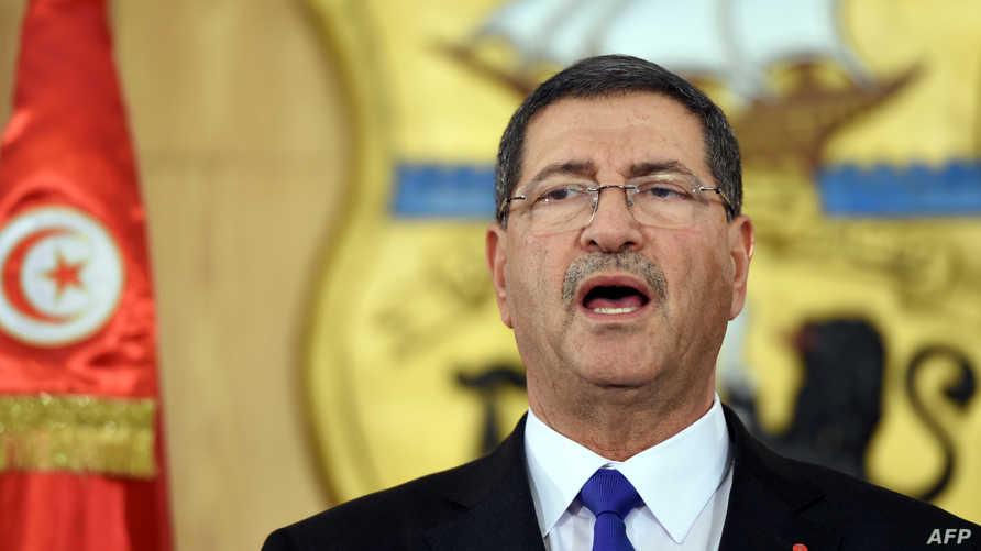 رئيس الحكومة التونسية الحبيب الصيد