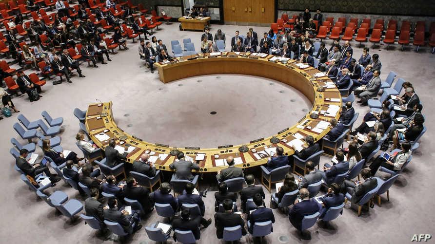 جلسة طارئة لمجلس الأمن الأسبوع الماضي لبحث التجربة النووية الأخيرة لكوريا الشمالية