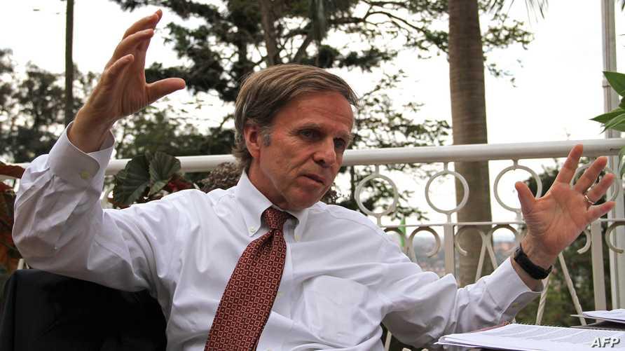 مساعد وزير الخارجية الأميركية لحقوق الإنسان مايكل بوزنر