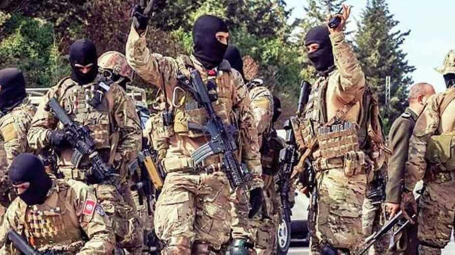 عناصر من الجيش التونسي - أرشيف)
