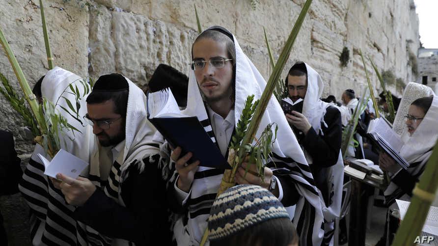 مصلون يهود في القدس
