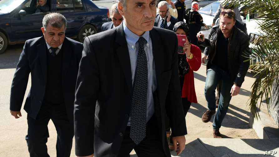 السفير الإيطالي لدى مصر ماوريتسيو مساري