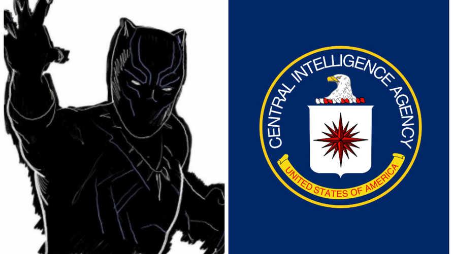 CIA تسأل عن معدن ظهر في فيلم بلاك بانثر
