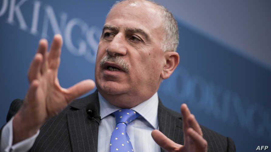 أسامة النجيفي نائب رئيس الجمهورية العراقي