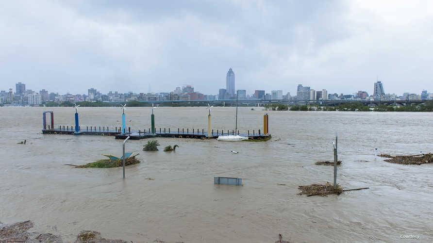 ارتفاع مياه المحيطات يهدد مدنا عالمية كبرى