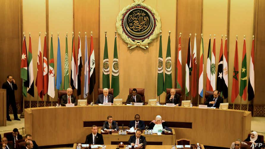 مقر جامعة الدول العربية - 21 أبريل 2019