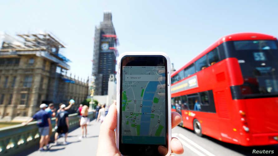 """لندن تمتنع عن تجديد رخصة أوبر """"بسبب مخاوف من معايير السلامة"""""""